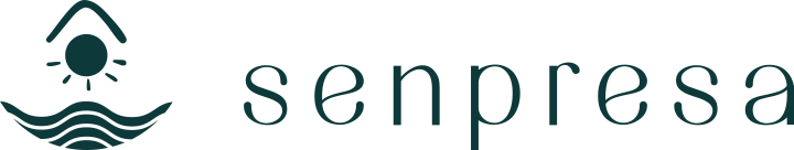 Senpresa Logomarca Principal Vertcal