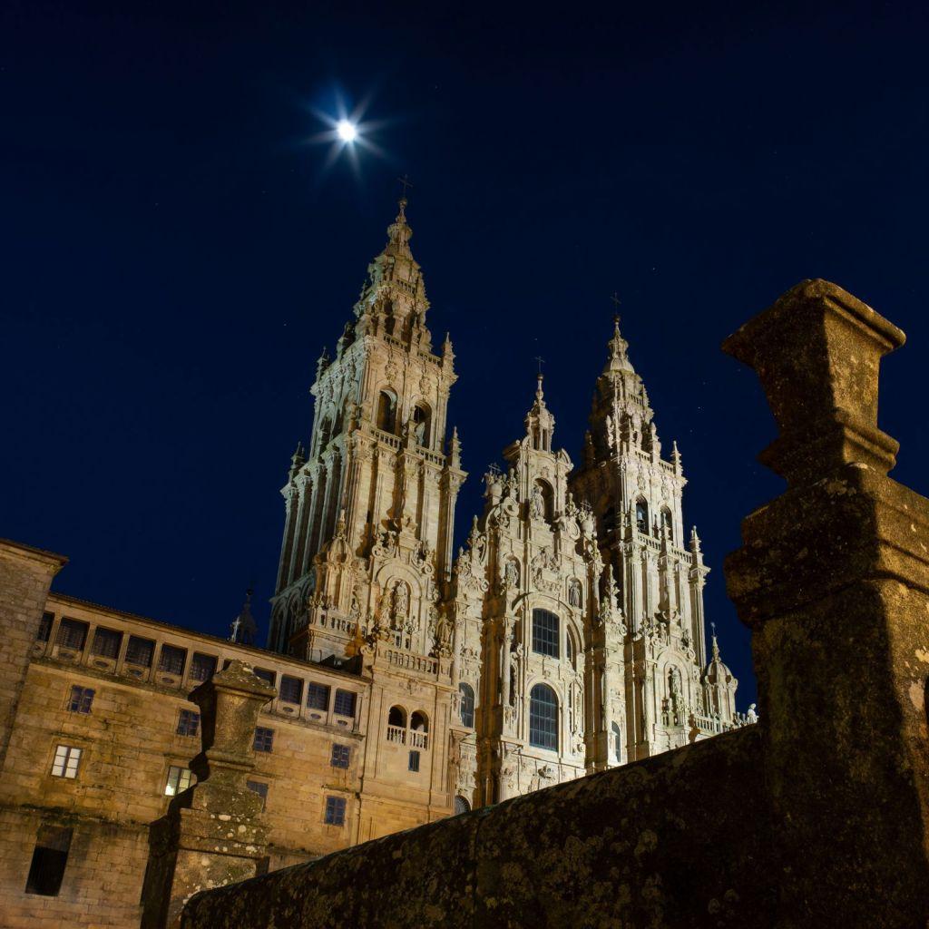 Catedral Santiago Galicia
